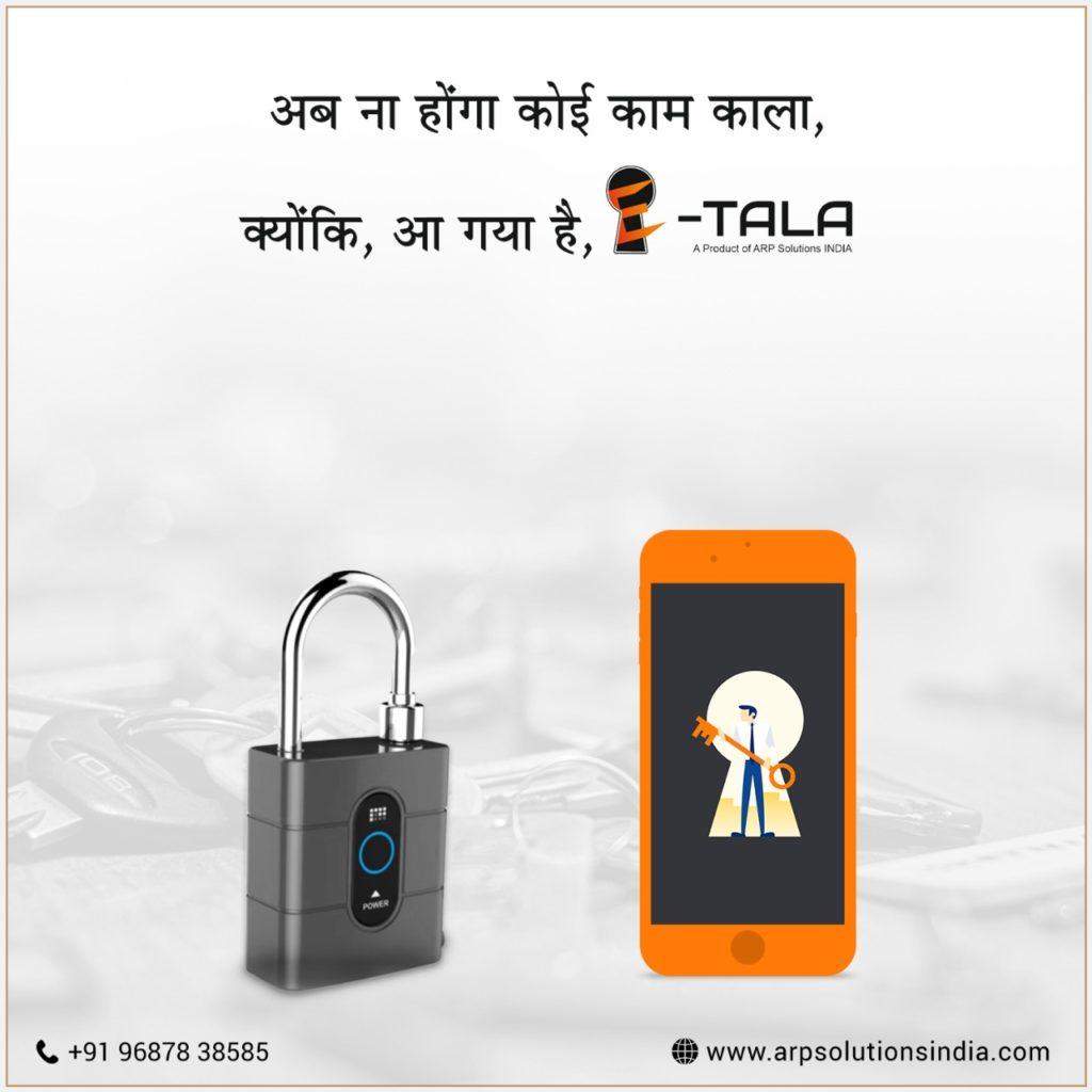 Surat Textile Market-Smart Door Lock