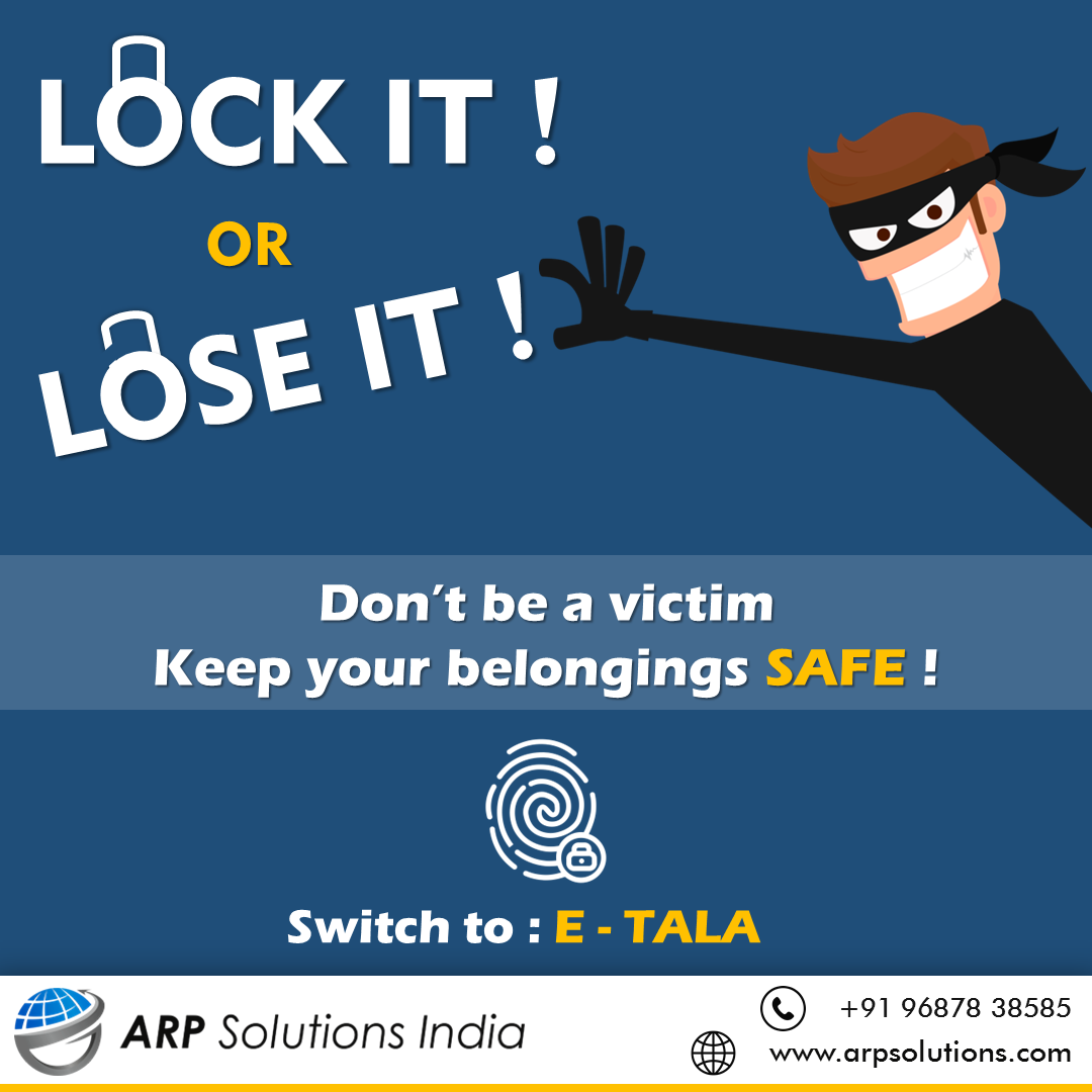 lock it or loose it e -tala (client of social mapping)