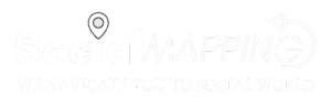Social Mapping white logo Social Maping (Best Online Marketing agency)