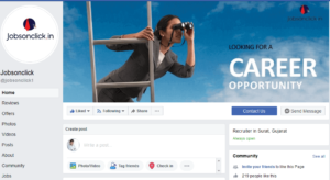 JOBSONCLICKFB - client of Social Mapping